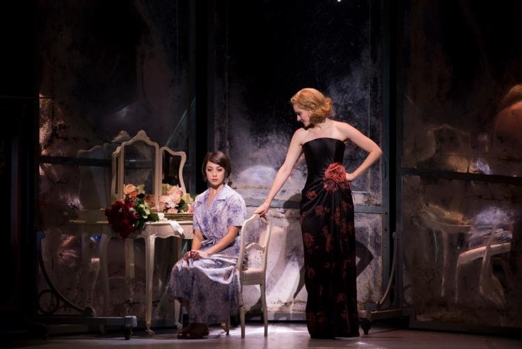 An American in Paris musical, Leanne Cope, Jill Paice