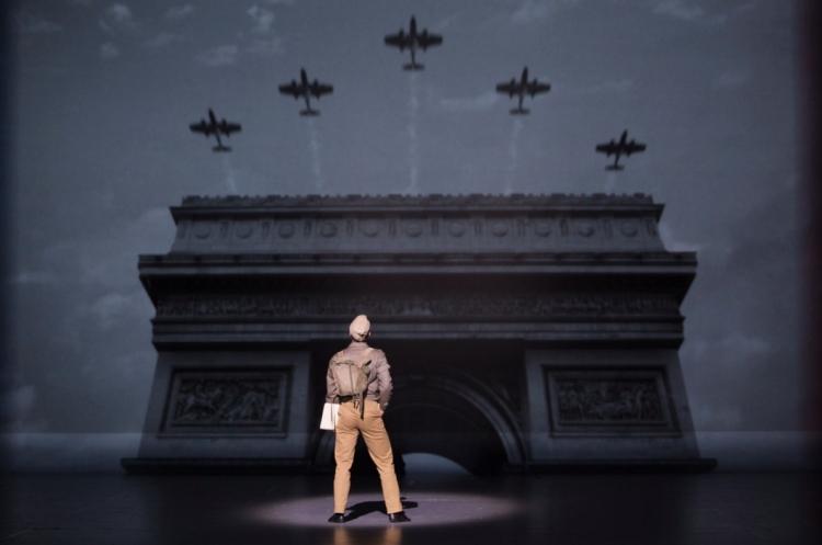 An American in Paris musical, Robert Fairchild