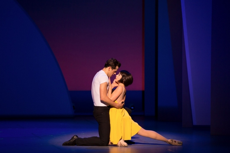 An American in Paris musical, Robert Fairchild, Leanne Cope