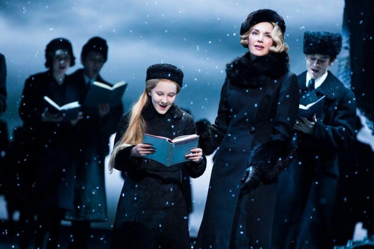 Doctor Zhivago, Broadway, Sophia Gennusa, Kelli Barrett