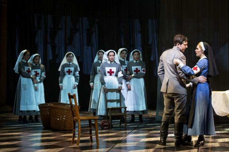 Doctor Zhivago, Broadway, Tam Mutu, Kelli Barrett