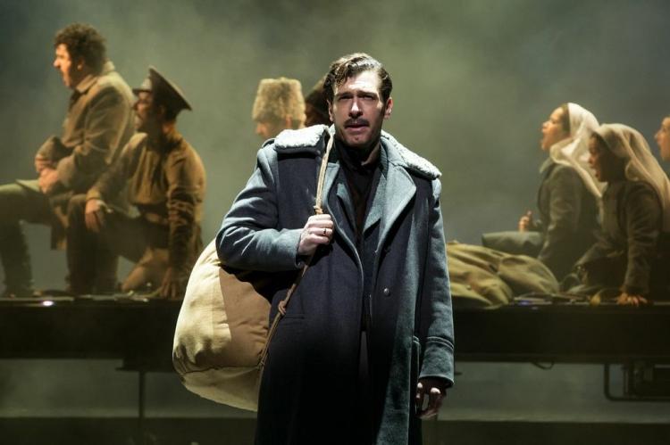 Doctor Zhivago, Broadway, Tam Mutu