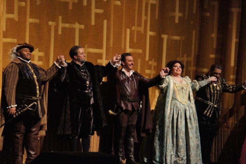 Ernani 2015 Met Opera