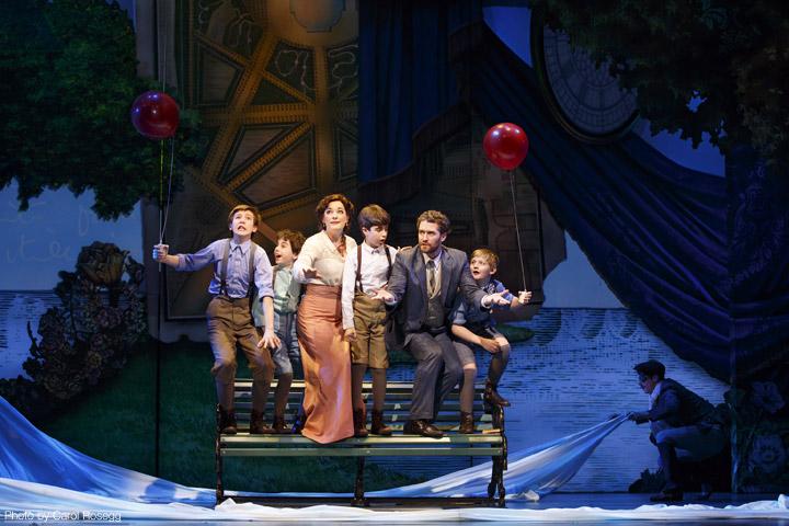 Finding Neverland Broadway, Laura Michelle Kelly, Matthew Morrison