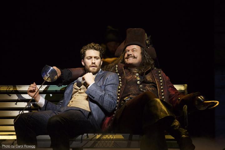 Finding Neverland Broadway, Matthew Morrison, Kelsey Grammer