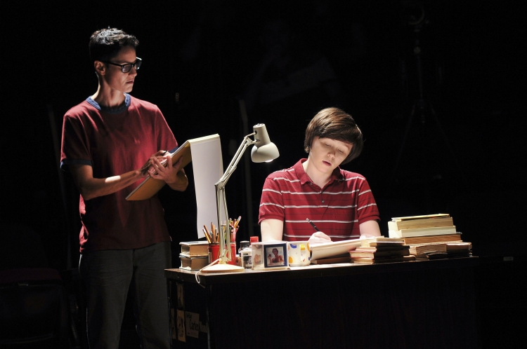 Fun Home, Broadway, Beth Malone, Emily Skeggs