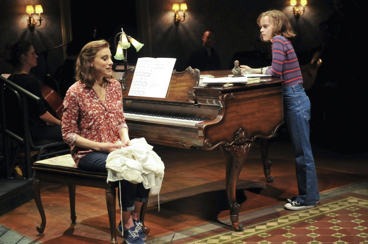 Fun Home, Broadway, Judy Kuhn, Sydney Lucas