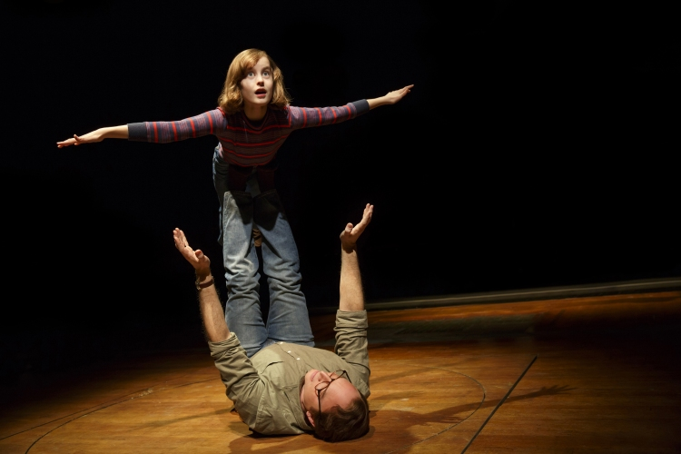 Fun Home, Broadway, Sydney Lucas, Michael Cerveris