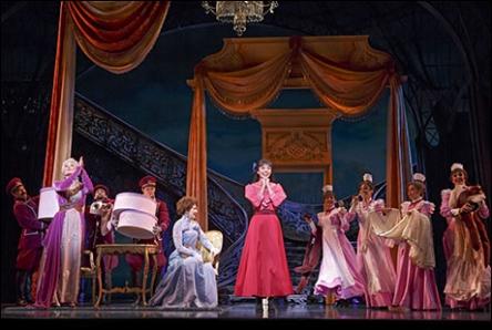 Gigi, Broadway, Vanessa Hudgens