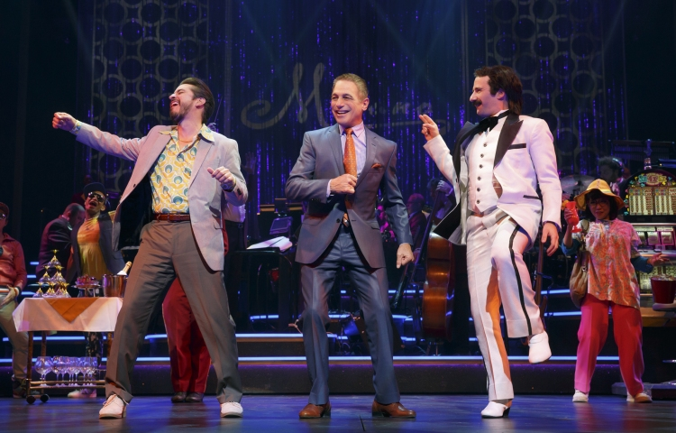Honeymoon in Vegas musical, Tony Danza