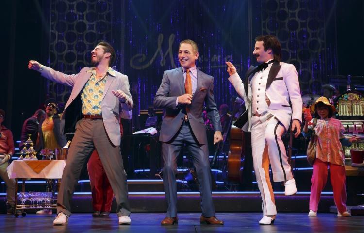 Honeymoon in Vegas musical, Tony Danza
