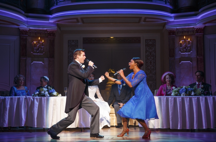 It Shoulda Been You, Broadway, Nick Spangler, Montego Glover