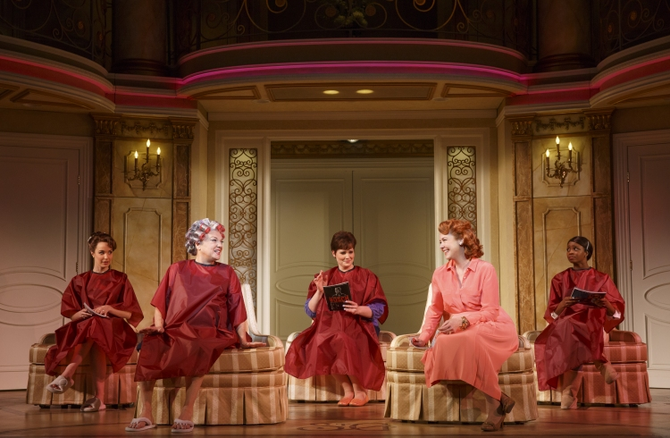 It Shoulda Been You, Broadway, Sierra Boggess, Tyne Daly, Lisa Howard, Harriet Harris, Montego Glover