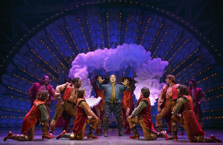 Something Rotten, Brian Darcy James