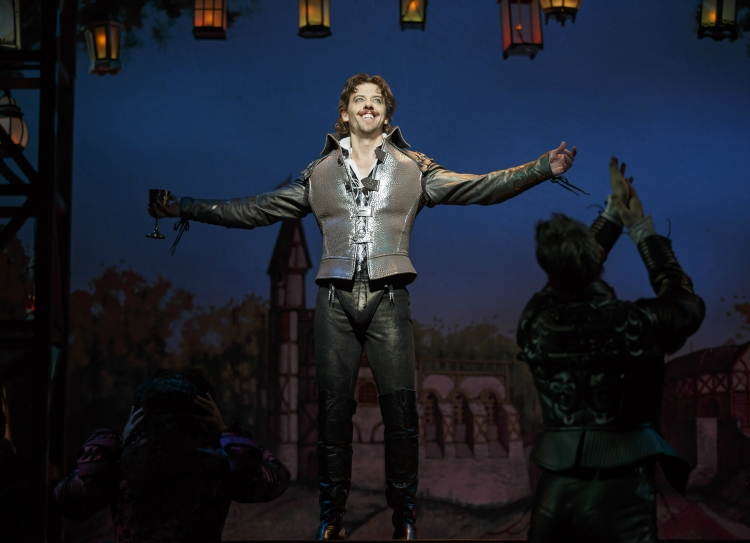 Something Rotten, Christian Borle