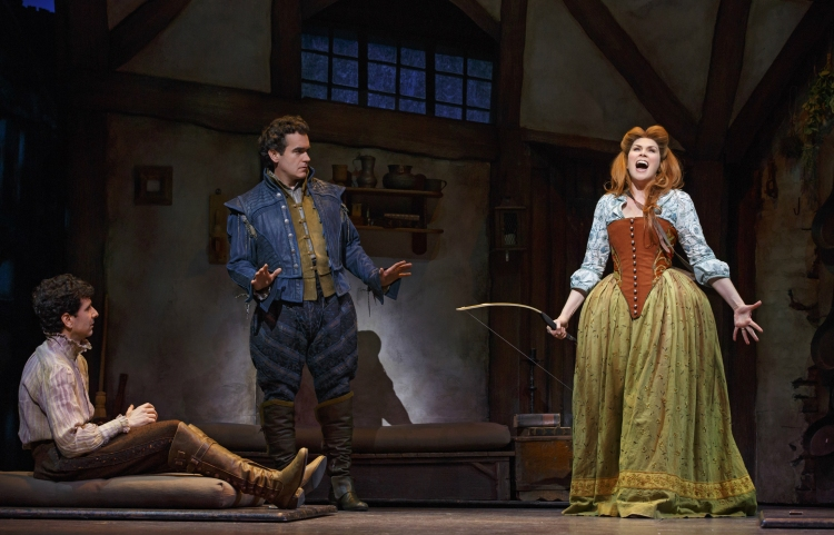 Something Rotten, John Cariani, Brian Darcy James, Heidi Blickenstaff