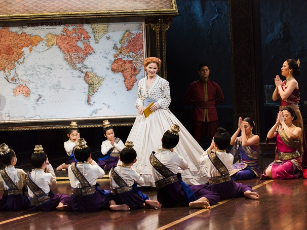 The King and I 2015 Broadway, Kelli O'Hara, Getting To Know You