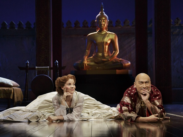 The King and I 2015 Broadway, Kelli O'Hara, Ken Watanabe