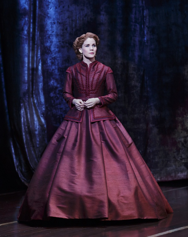 The King and I 2015 Broadway, Kelli O'Hara