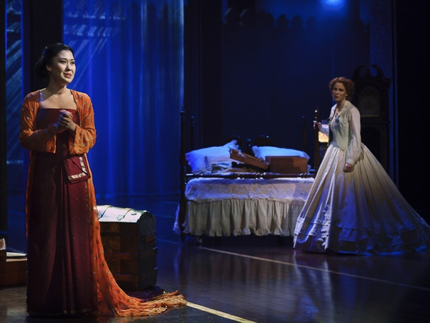 The King and I 2015 Broadway, Ruthie Ann Miles, Kelli O'Hara
