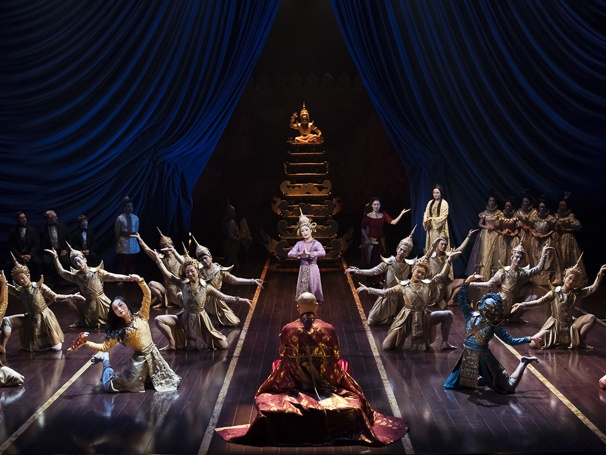 The King and I 2015 Broadway