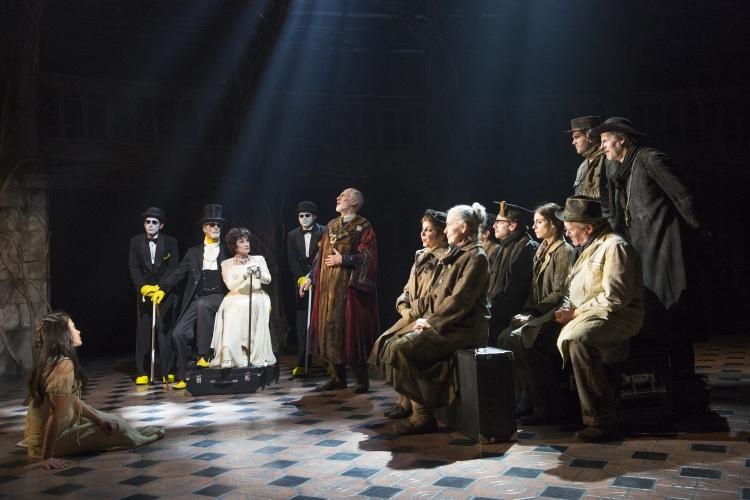 The Visit, Broadway