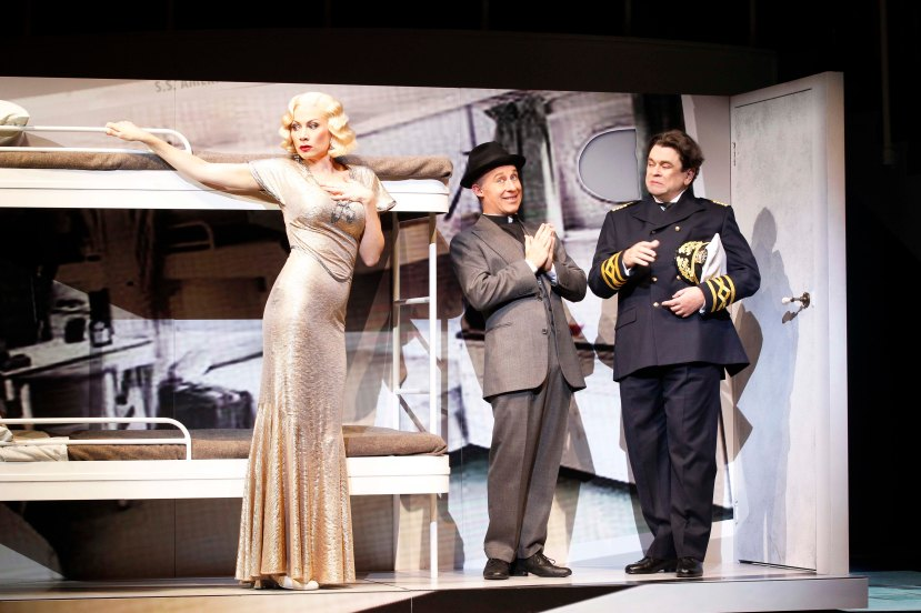 Anything Goes 2015 Debora Krizak, Wayne Scott Kermond, Gerry Connolly