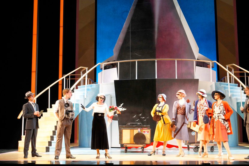 Anything Goes 2015 Reno Sweeny and four angels