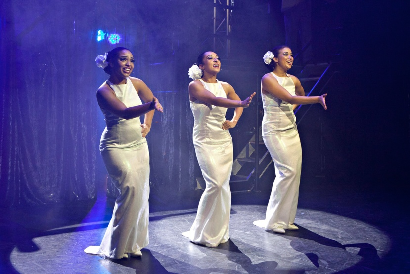 DreamGirls, StageArt, Zenya Carmellotti, Anna Francesca Armenia, Sharon Wills