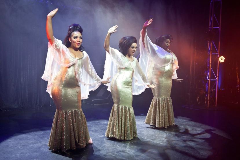 DreamGirls, StageArt, Zenya Carmellotti, Anna Francesca Armenia, Thando Sikwila