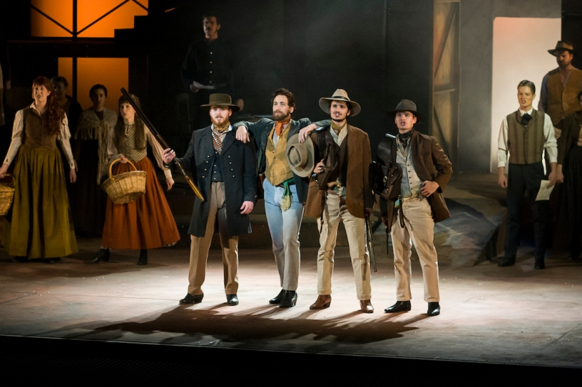 Ned Kelly Musical, Connor Crawford, Nelson Gardner, Robert Tripolino, Brent Trotter