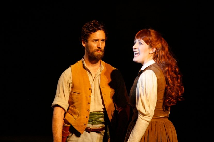 Ned Kelly Musical, Nelson Gardner, Alana Tranter