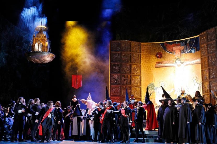 Opera Australia 2015 DON CARLOS, Melbourne