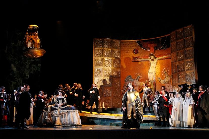 Opera Australia 2015 DON CARLOS