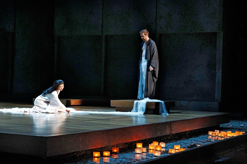 Opera Australia, MADAMA BUTTERFLY, 2015, Hiromi Omura and James Egglestone
