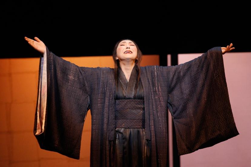 Opera Australia, MADAMA BUTTERFLY, 2015, Hiromi Omura as Cio Cio San