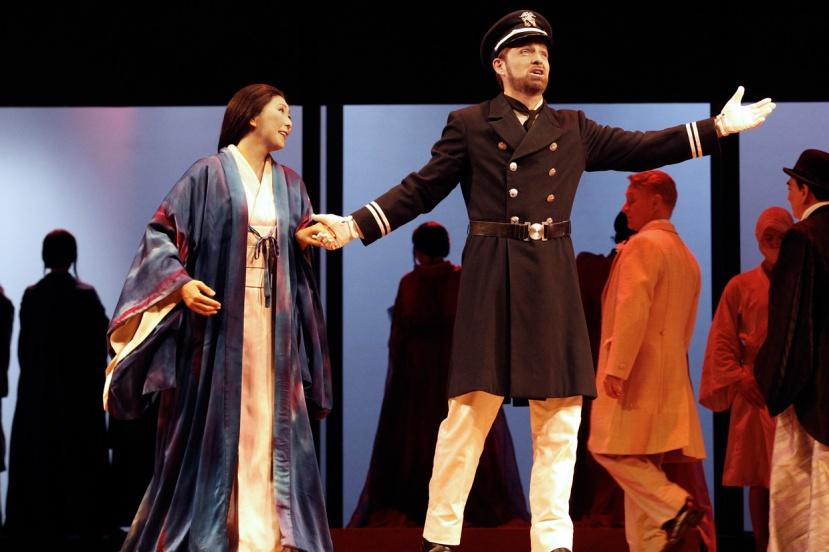 Opera Australia, MADAMA BUTTERFLY 2015, Hiromi Omura, James Egglestone
