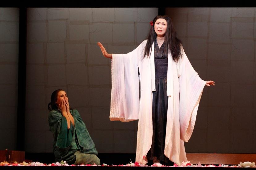 Opera Australia, MADAMA BUTTERFLY 2015, Sian Pendry, Hiromi Omura