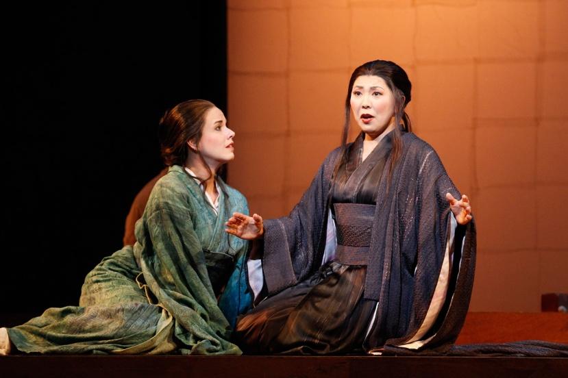 Opera Australia, MADAMA BUTTERFLY, 2015,  Sian Pendry, Hiromi Omura
