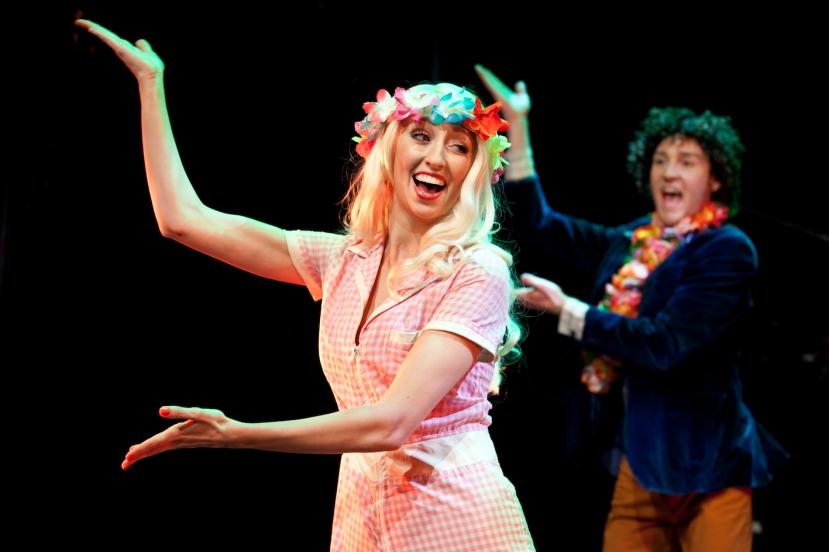 A Super Brady Cabaret Kathleen Amarant