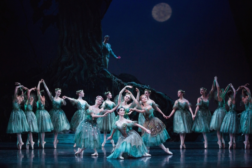 Artists of The Australian Ballet in The Dream