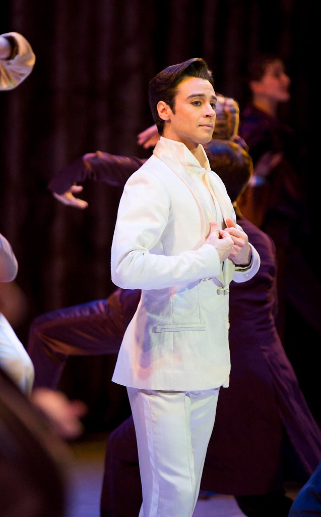 Cinderella, The Australian Ballet, 2013 Daniel Gaudiello