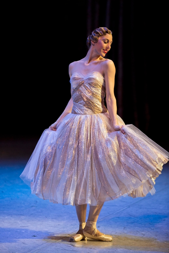 Cinderella, The Australian Ballet, Melbourne 2015, Lana Jones as Cinderella
