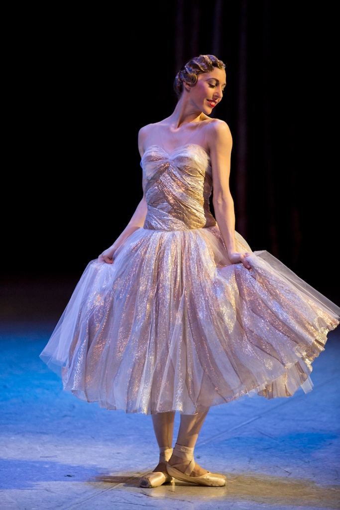 Cinderella, The Australian Ballet, Melbourne 2015, Lana Jones as Cinderella
