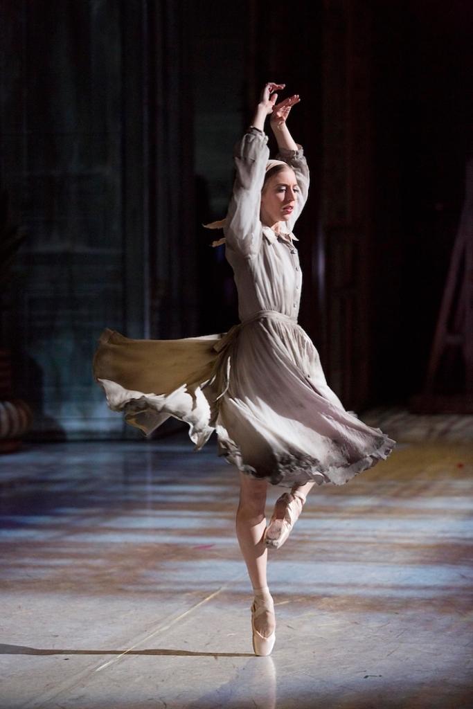 Cinderella, The Australian Ballet, Melbourne 2015, Lana Jones
