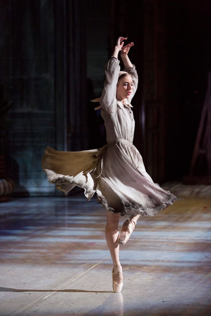 Cinderella, The Australian Ballet, Melbourne 2015, Lana Jones