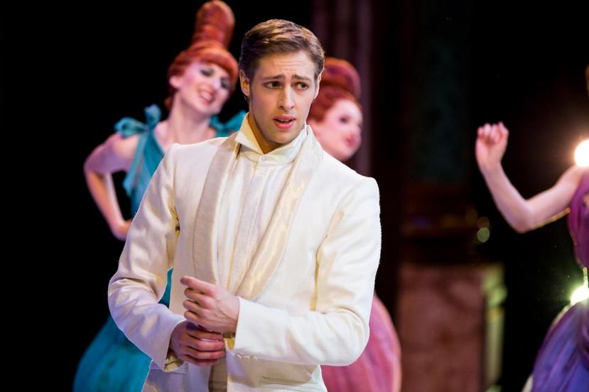 Cinderella, The Australian Ballet, Melbourne 2015, Ty King-Wall
