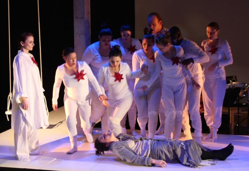 Curlew River Gertrude Opera