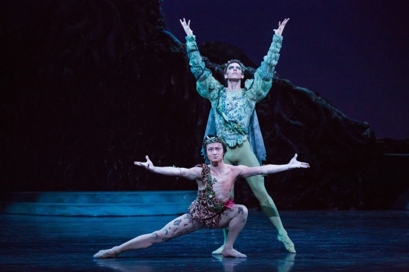 The Dream, The Australian Ballet, Chengwu Guo, Kevin Jackson