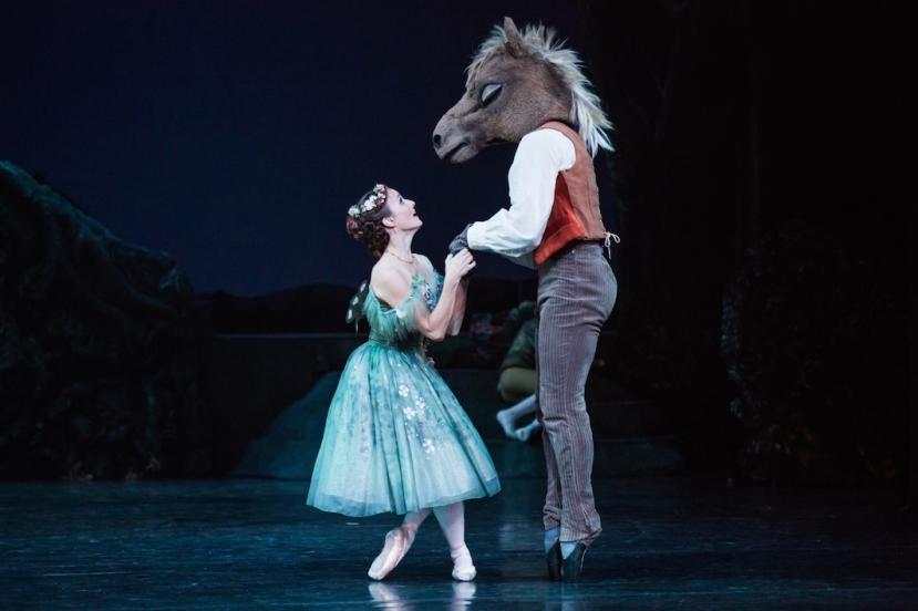 The Dream, The Australian Ballet, Madeleine Eastoe, Joseph Chapman